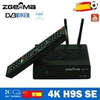 ZGEMMA H9S SE Satellite Receiver mit 300M wifi linux&android dual OS DVB-S2X Multistream 4K UHD 2016P Upgrade von H9S Decoder
