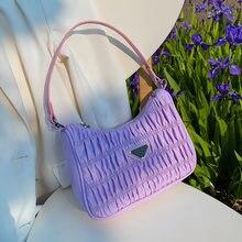 2021 роскошные сумки шопперы для женщин Карамельный цвет летние