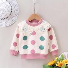 Осенние платья для маленьких девочек; зимнее вязаное платье для девочек; теплое платье для малышей; вязаный свитер; Детские платья для девочек