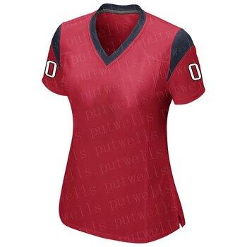 Customized Stitch Womens Jersey American Football Houston Fans Jerseys HOWARD CLOWNEY MILLER WILFORK MATHIEU COBB
