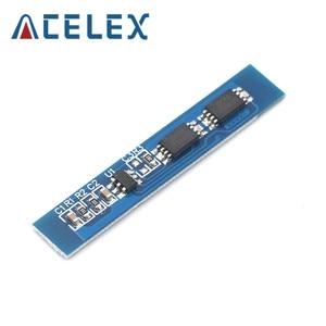 Image 4 - 2S 3A Li ion batterie au Lithium 7.4v 8.4V 18650 chargeur panneau de Protection bms pcm pour li ion lipo batterie cellule pack