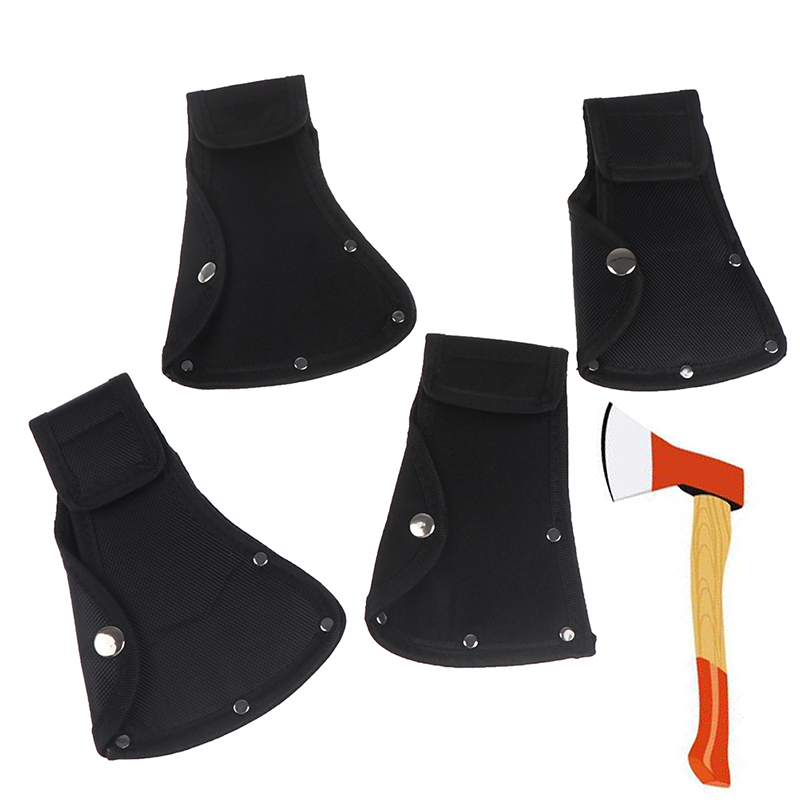 Multifuntional PU Leather Portable Survival Hatchet Soft For Axe Sheath Outdoor Camping Cover Blade Protection Tools Part