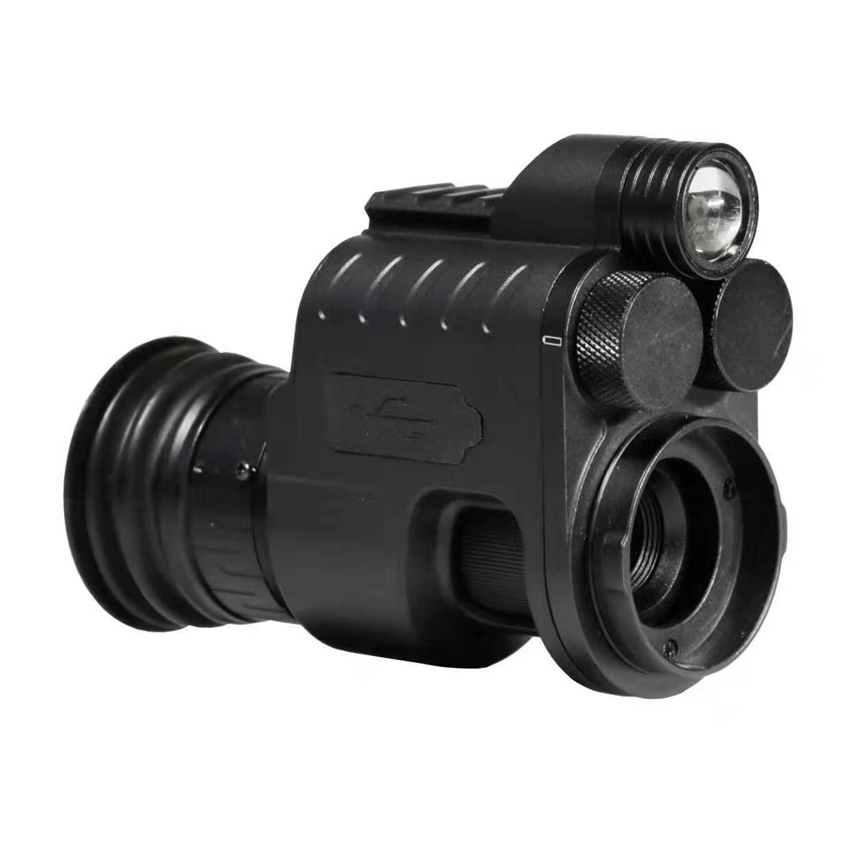 007 Digital Hunting Night Vision Scope Cameras 5w DIY/IR/Infrared Night Vision Riflescope  200M Range Night Rifle Optical