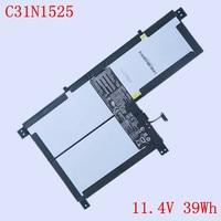 New Original Laptop replacement Li ion Battery C31N1525 for LG T302 BATT LG POLY T302CHI 2C series 11.4V 39Wh 3420mAh