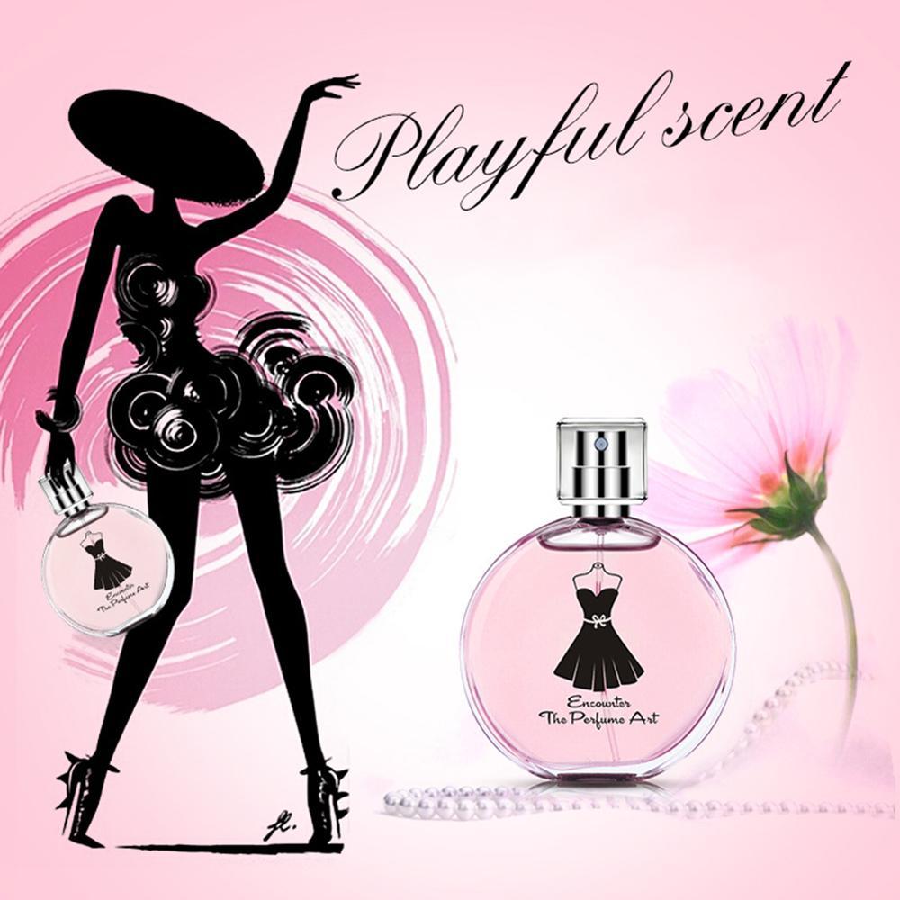 50ml  Women's Fragrance, Light Fragrance, Fresh And Lasting Fragrance, Elegant Fragrance