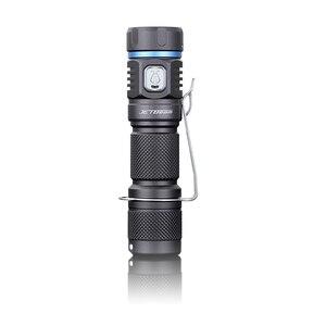 Image 4 - 2020 Original JETBeam E40R SST40 N4 BC LED 1100Lumens  LED Flashlight with 18650 Li ion Battery for Self Defens