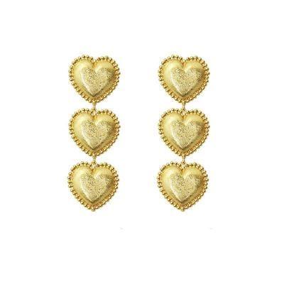 AOMU Korea Punk Earrings...