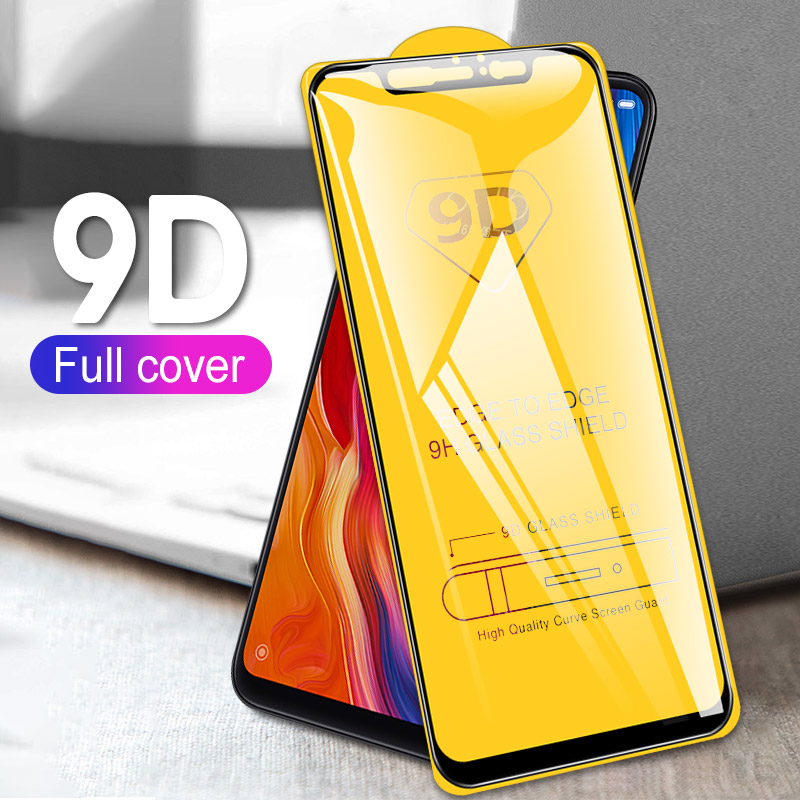 Tempered Glass For Redmi Note 7 Pro Note 6 Note 5 Pro 5 Plus 9D Tempered Screen Protector Glass For Redmi 6 Pro 6A 7 Glass Film