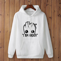 I AM GROOT Hoodie Unisex (16 Different Colors) 2