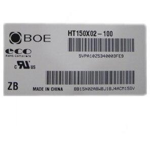 Промышленный ЖК-экран BOE, 15 дюймов, ht150x02, двойная лампа, ЖК-экран