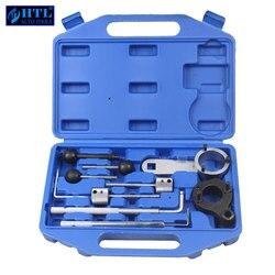 Набор инструментов для фиксации времени двигателя VAG, для VW AUDI SEAT, SKODA, дизельный двигатель 1,6/2,0, TDI CR VA