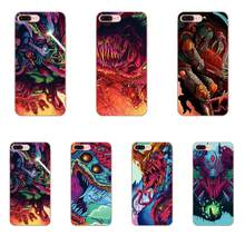 Hyper Beast Csgo Pattern Hot Selling For Huawei Honor Mate 7 7A 8 9 10 20 V8 V9 V10 G Lite Play Mini Pro P Smart Quote Case Slim(China)