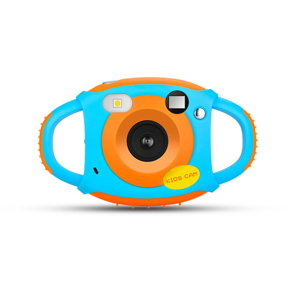 Digital Camera 5MP 1080P HD Cartoon Kids Camera Video Recorder Camcorder For Children Baby Toys Cam Gift