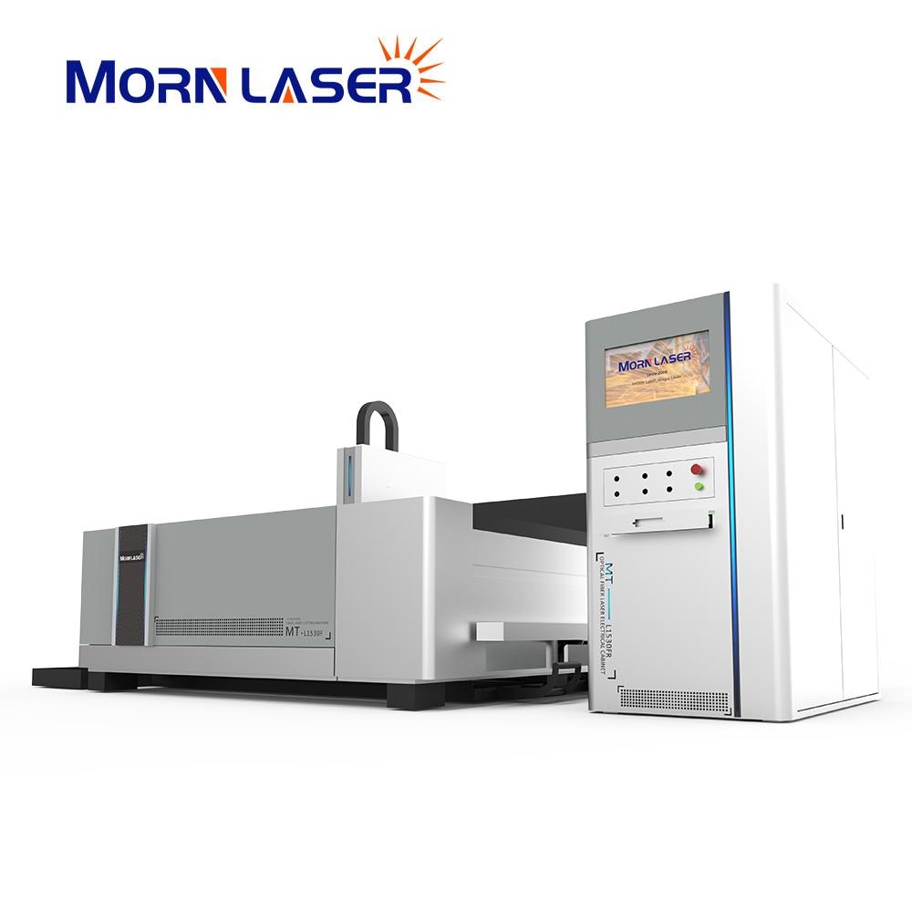 High-Speed Fiber Laser Cutting Machine For Metal Cutting