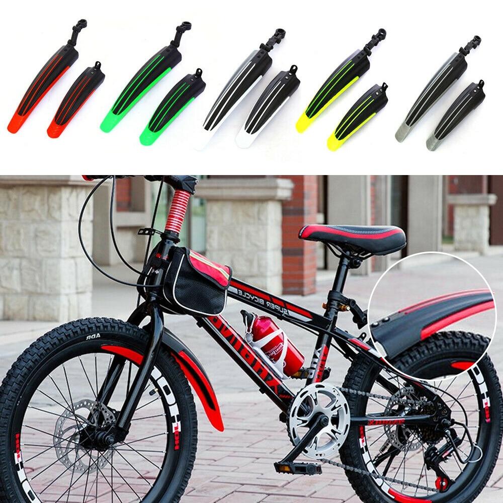 2 шт., крылья для велосипеда, крылья для горного велосипеда, набор, крылья для велосипеда, крылья для велосипеда, передние и задние крылья 2018