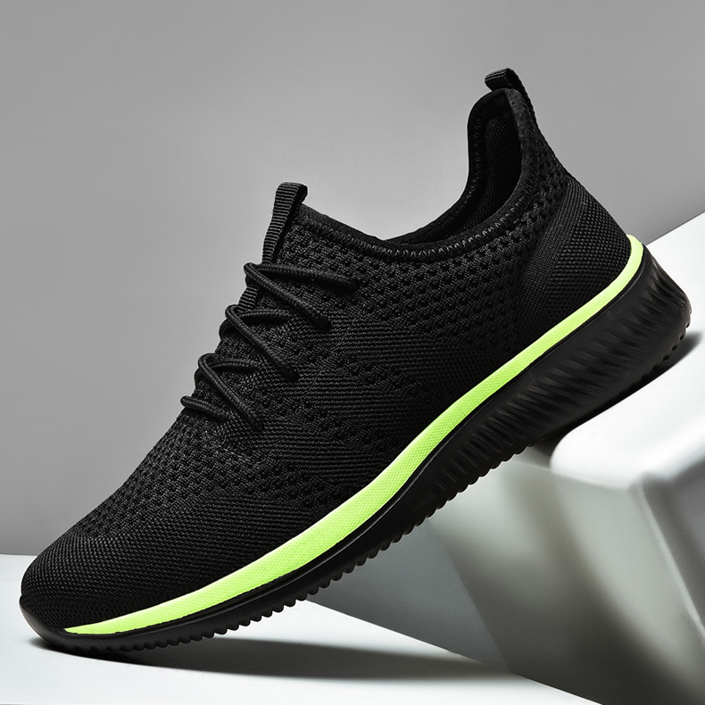 Men Running Shoes Comfortable Sport Shoes Men Trend Lightweight Walking Shoes Men Sneakers Breathable Zapatillas 7