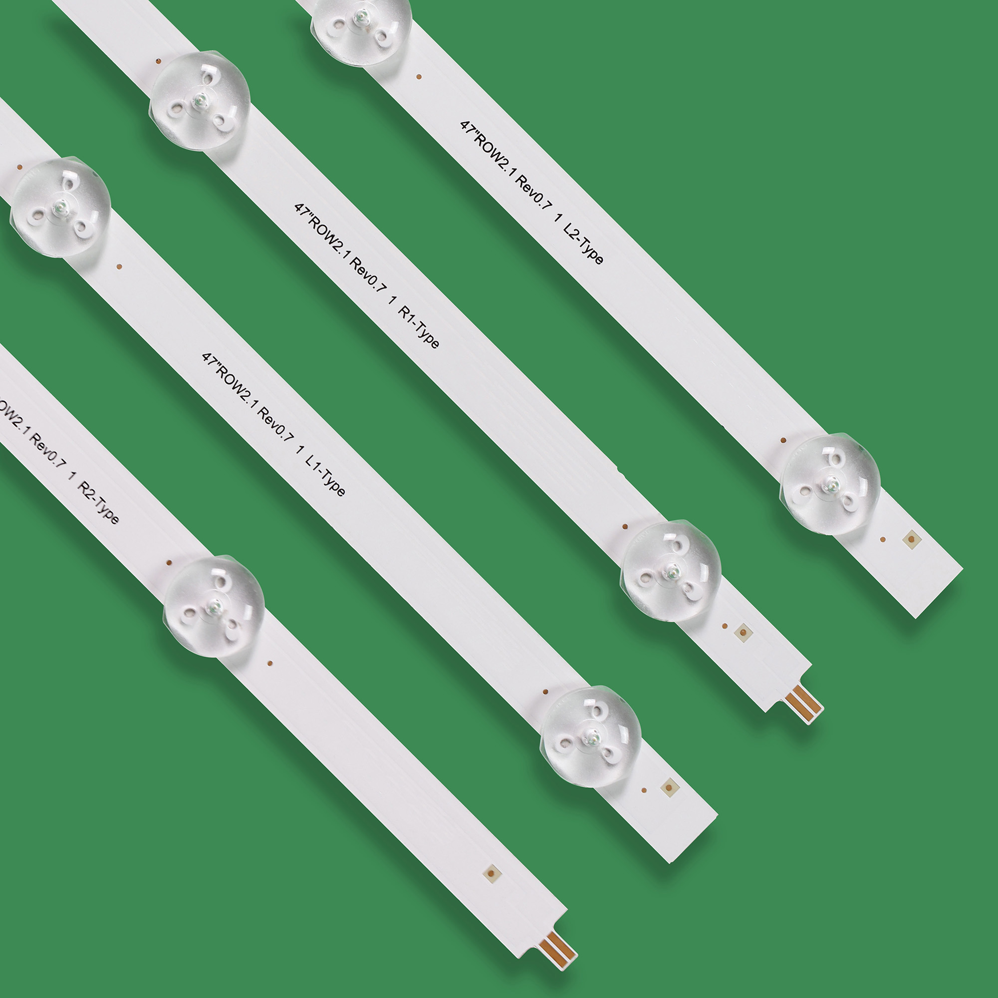 Image 4 - New Full Backlight Array LED Strip Bar For LG 47LN540V 47LN613V 47LA620V 47LN5758 47LN5757 47LN575R ZE LC470DUEIndustrial Computer & Accessories   -