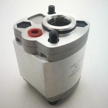 Hydraulic Gear Pump CBK-F4.0F CBK-F4.2F CBK-F4.8F CBK-F3.2F CBK-F3.7F high pressure oil pump 20Mpa anticlockwise Hydraulic power high pressure gear oil pump cbt e316 hl constant flow hydraulic pump