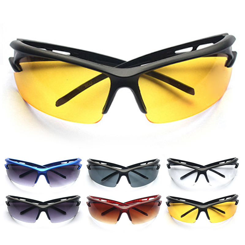 25g Anti-UV Cycling Eyewear Sunglasses Outdoor Sport Mountain Bike MTB Men Women Bicycle Riding Motorcycle Protection Goggles