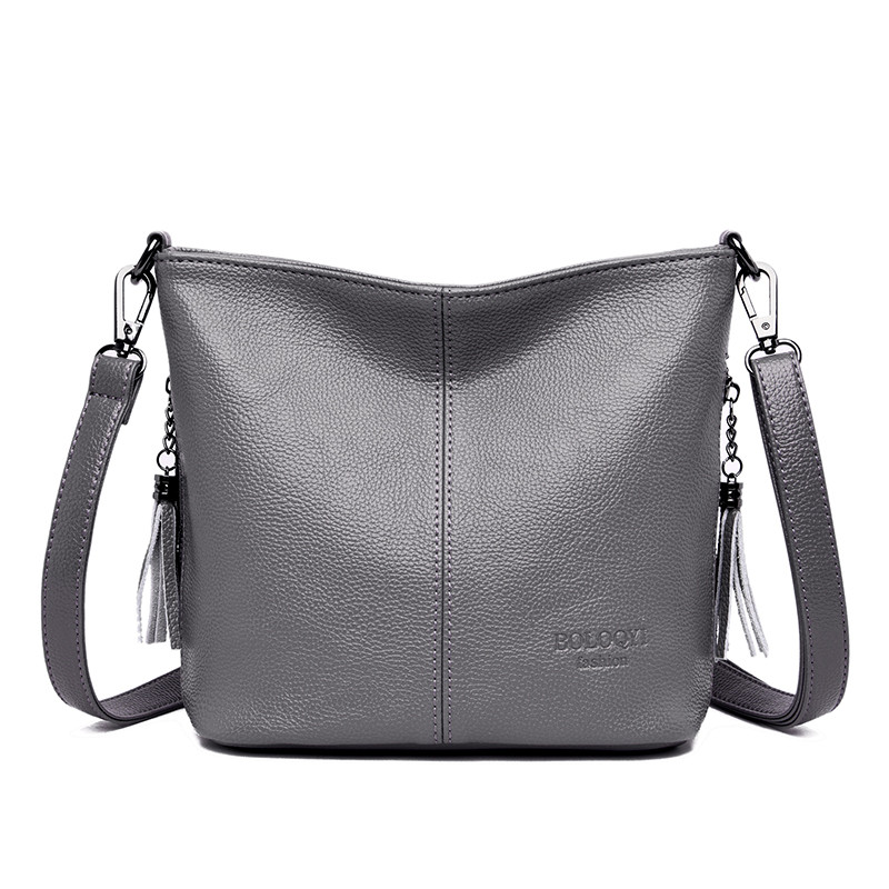 Ladies Hand Crossbody Bags For Women 2020 Luxury Handbags Women Soft Leather Shoulder Bag Designer Women Bolsas Femininas Sac