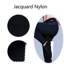 Нейлон четыре стороны эластичный хлопок жаккардовая ткань повседневные брюки ткань нейлон эластичная ткань водонепроницаемый быстрое высыхание