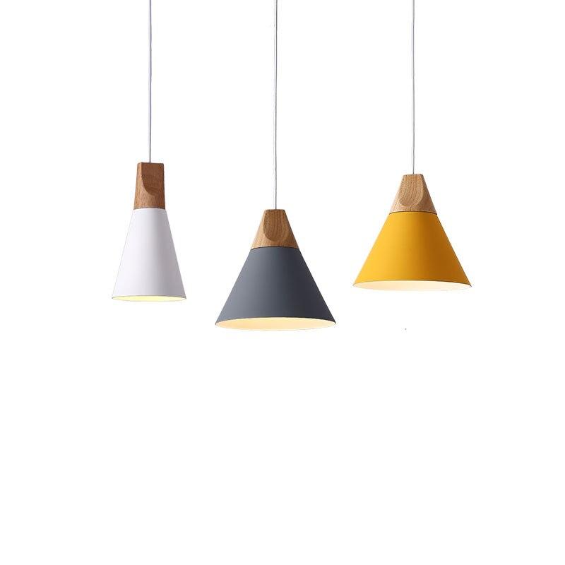 Image 5 - European color chandelier creative LED chandelier living room bedroom dining room hanging line lighting 220V aluminum-in Pendant Lights from Lights & Lighting