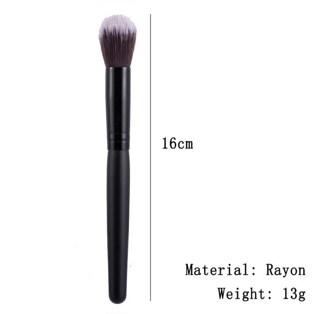 Professional Beauty Powder Blush Brush Foundation Concealer Contour Powder Brush Makeup Brushes Cosmetic Tool Pincel Maquiagem 4