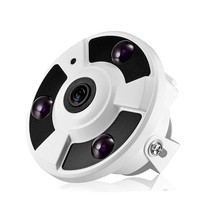 1080P Fisheye Vr Poe48V Ip Camera Electronic Ptz 180 Panoramic Onvif Email Alarm Ir-Cut P2P Security Cctv Camera(Poe48V)(China)