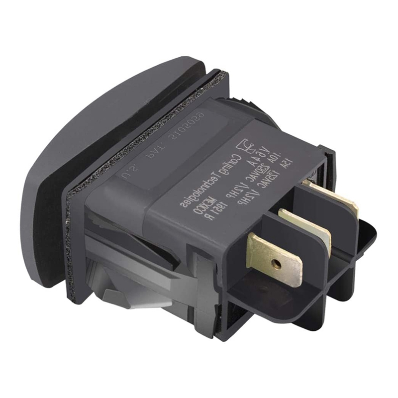 for Electric Golf Cart DS and Precedent, for Club Car 48V Forward Reverse Switch, 1996 UP,Replaces 101856001 101856002