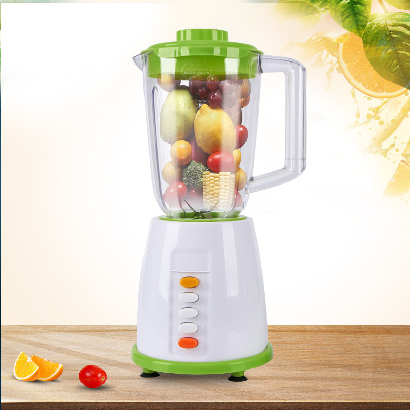 1PCS BPA FREE 800W household blenders food processor 2 group blade juicers smoothie machine egg beater meat grinder