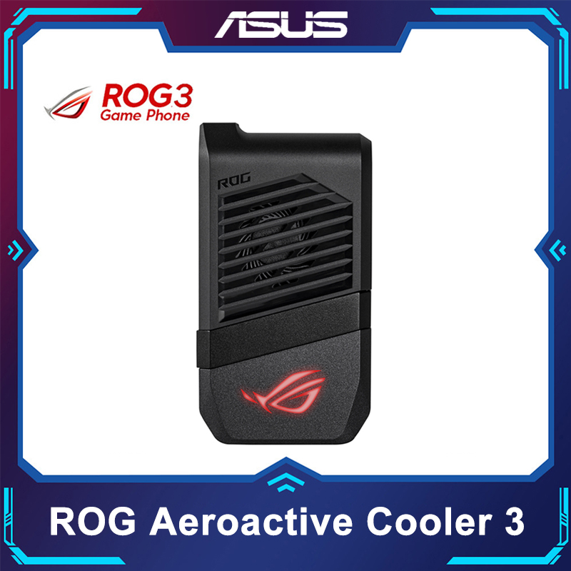Оригинальный аэроактивный кулер 3 для ASUS ROG phone 3, держатель вентилятора охлаждения, игровой антинагревательный адаптер ROG phone 3