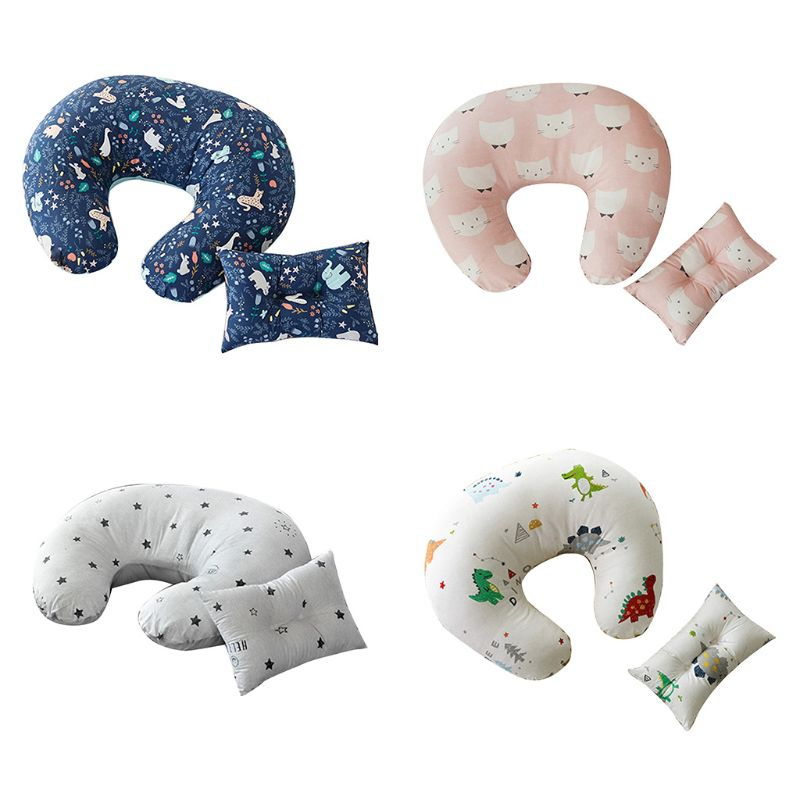 Newborn Baby Feeding Pillow Maternity Infant Nursing Breastfeeding U-Shaped Cushion