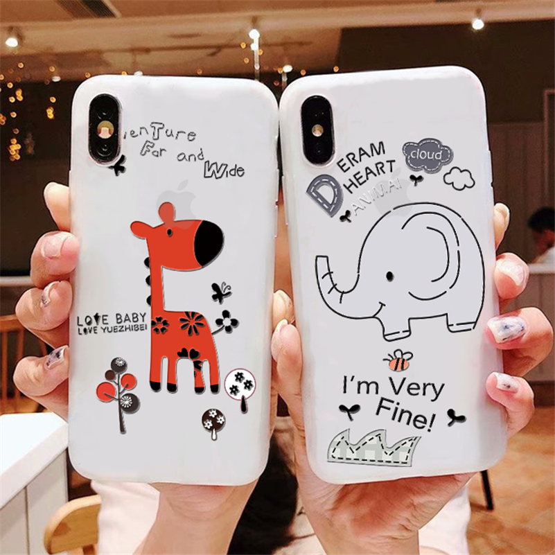 <font><b>3D</b></font> Emboss <font><b>Cartoon</b></font> Flower Cases For <font><b>iPhone</b></font> 5 <font><b>5S</b></font> SE 6 6S 7 8 Plus X XR TPU Cover For <font><b>iPhone</b></font> 11 Pro XS Max <font><b>Funda</b></font> For <font><b>iPhone</b></font> 7 Case image