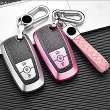 Чехол для автомобильного ключа ford focus edge explorer 5 mondeo