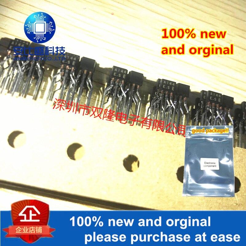 20pcs 100% New And Orginal 2SA144 DTA144 DTA144ESA TO-92S  In Stock