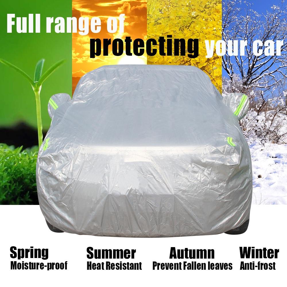 BMW E36 E46 Car Cover Water Resistant Breathable Snow Rain Dust Winter Large L