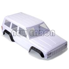 جديد ENRON 1:10 RC هيكل السيارة قذيفة 313 مللي متر قاعدة عجلات البلاستيك الصلب الجسم شل ل RC 1/10 SCX10 و SCX10 II 90046 90047