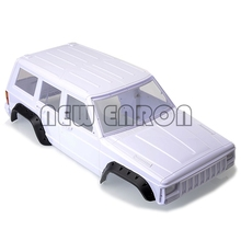 Nieuwe Enron 1:10 Rc Auto Body Shell 313 Mm Wielbasis Hard Plastic Body Shell Voor Rc 1/10 SCX10 & SCX10 ii 90046 90047