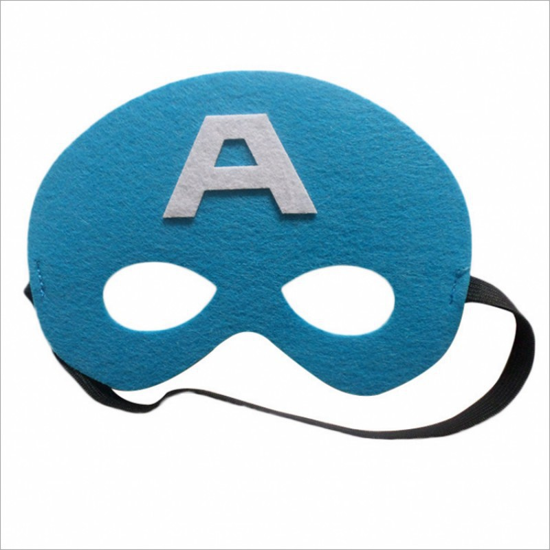 1Pcs Imitate Cartoon Hat Costume Props Set Eye Patch Eyeshade Cover Gems Box Kid's Party Supply