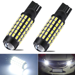 T10 W5W LED Bulb 168 194 Car Accessories Clearance Lights Reading lamp Auto 12V White for Honda Civic 2018 2012 2006 2011 2008