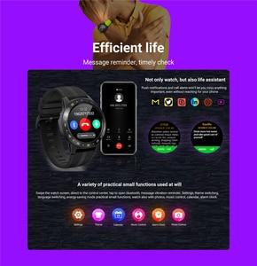 Image 5 - SENBONO GPS Smart Watch Support Bluetooth call IP67 Men Women Clock Fitness tracker Heart rate monitor Smartwatch for Iphone