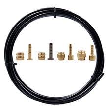 Велосипедный масляный дисковый тормозной кабель 25 м bh59 bh90