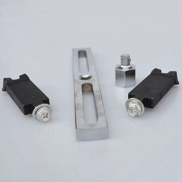 Couvercle réglable de pompe à carburant de voiture couvercle de pompe de réservoir enlever clé outil à main outils de réparation universels pour Honda Toyota