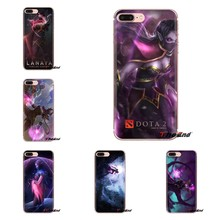 For Xiaomi Redmi 4A S2 Note 3 3S 4 4X 5 Plus 6 7 6A Pro Pocophone F1 Silicone Phone Housing Templar Assassin Lanaya dota 2 Games(China)