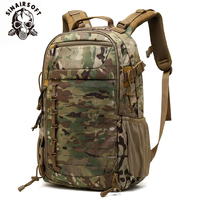 30L Tactical Waterproof Backpack 500D Cordura Outdoor Sport Military Climbing Bag Trekking Rucksack for Travel Camping Hiking