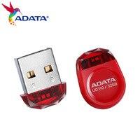 ADATA-Mini Pen Drive para PC, unidad Flash USB de 32GB, 8GB, Red USB 2,0