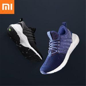 Image 2 - Freiheit Xiaomi FREETIE Laufschuhe männer Stilvolle Atmungs Schock absorbieren Sneaker Xiaomi Licht Gewicht Outdoor Sport Schuhe