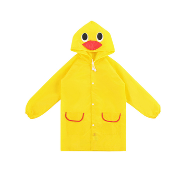 Dziecięcy płaszcz przeciwdeszczowy dla dzieci koreański sprzęt przeciwdeszczowy dla dzieci składany ładny wygląd dla dzieci Poncho artykuły gospodarstwa domowego plac zabaw tanie i dobre opinie waterproof polyester