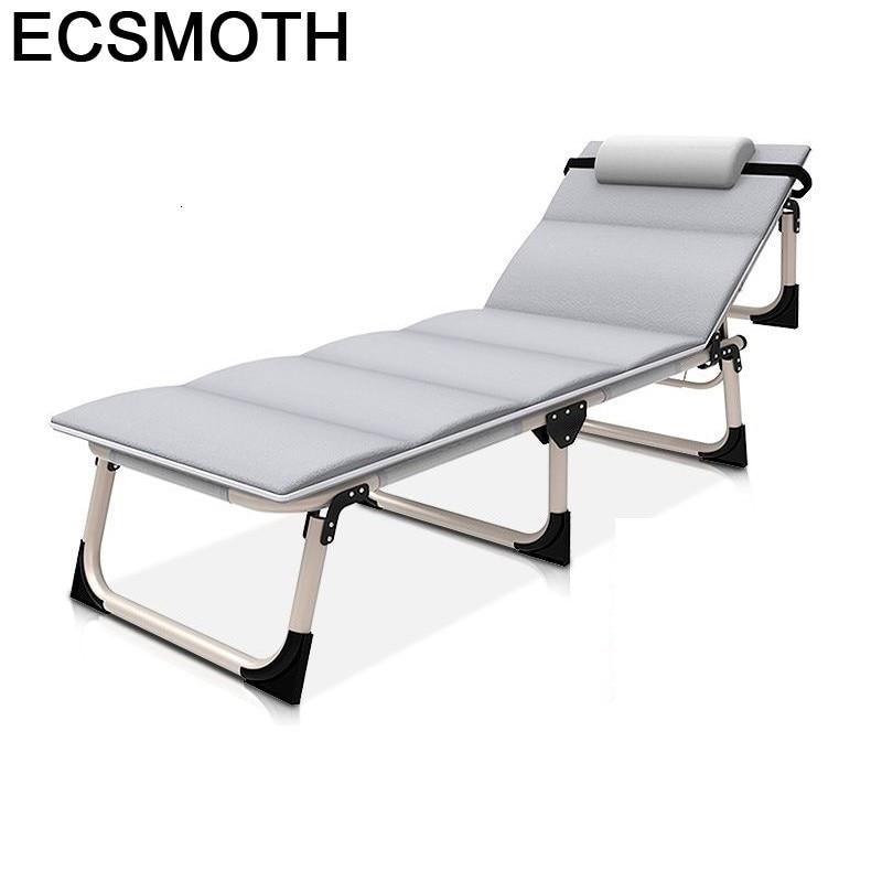 Tumbona Playa Mueble Moveis Sofa Mobilya Fauteuil Exterieur Outdoor Folding Bed Salon De Jardin Garden Furniture Chaise Lounge