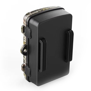 Trail Camera 12MP 1080P Game Hunting Cameras with Night Vision Waterproof 2 Inch LCD LEDs Night Vision Deer Cam Design 4